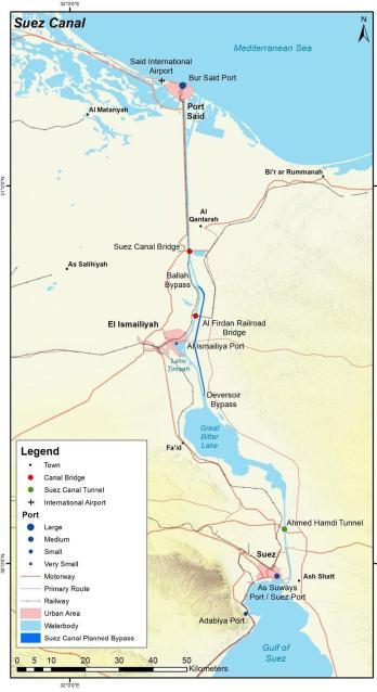 Suez Canal  The Adventures of Pelorus Jack